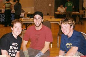 Kelly, Radym and Jamez