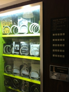 Zine vending machine!