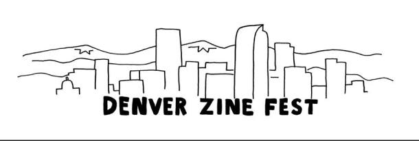 Denver Zine Library 2015 Logo