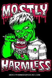 Mostly Harmless Podcast with Dammit Damian (167x250)