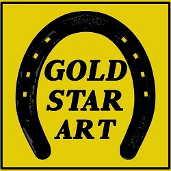 Gold Star Art