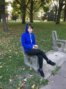 Zine Librarian - Kaitlyn Lafferty