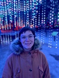 Zine Librarian - Melissa Black