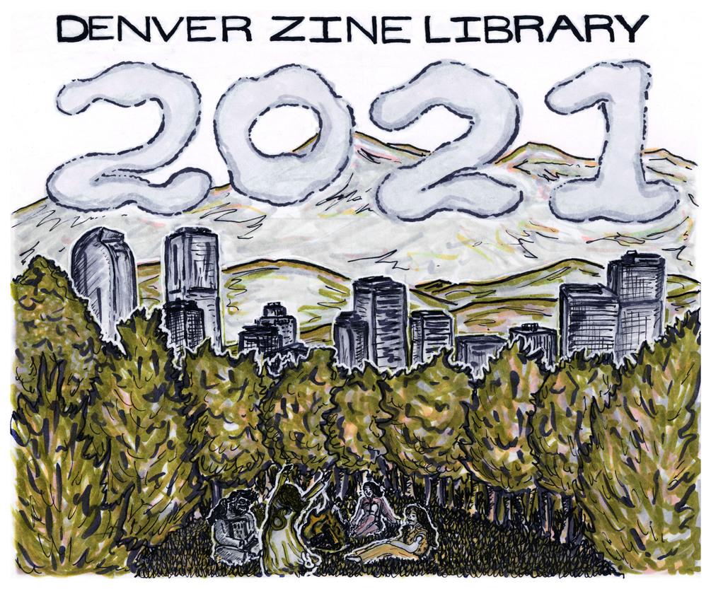 DZL 2021 Calendar Cover